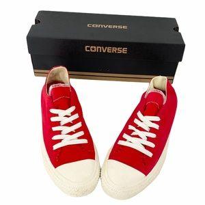 🌺✨$135 Retail✨🌺 Size 11 NIB Red converse